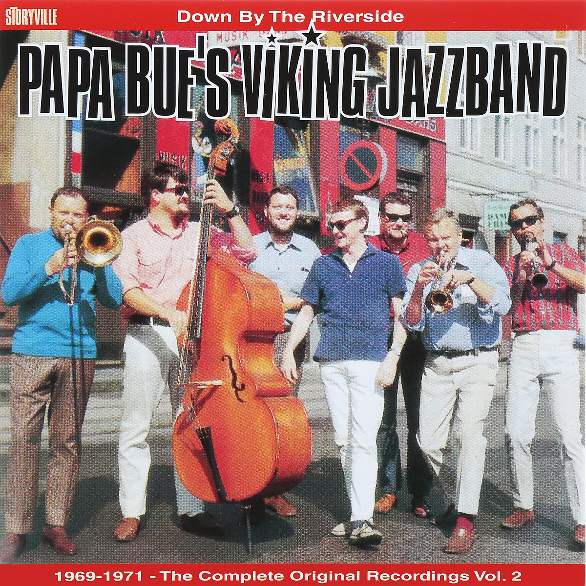 Papa Bue's Viking Jazz Band Papa Bue's Viking Jazzband. 1969-1971. The Complete Original Recordings. Vol. 2. Down By The Riverside candice guo super cute plush animal doll small dog puppy big ear papa lay down stuffed toy birthday gift christmas present 1pc