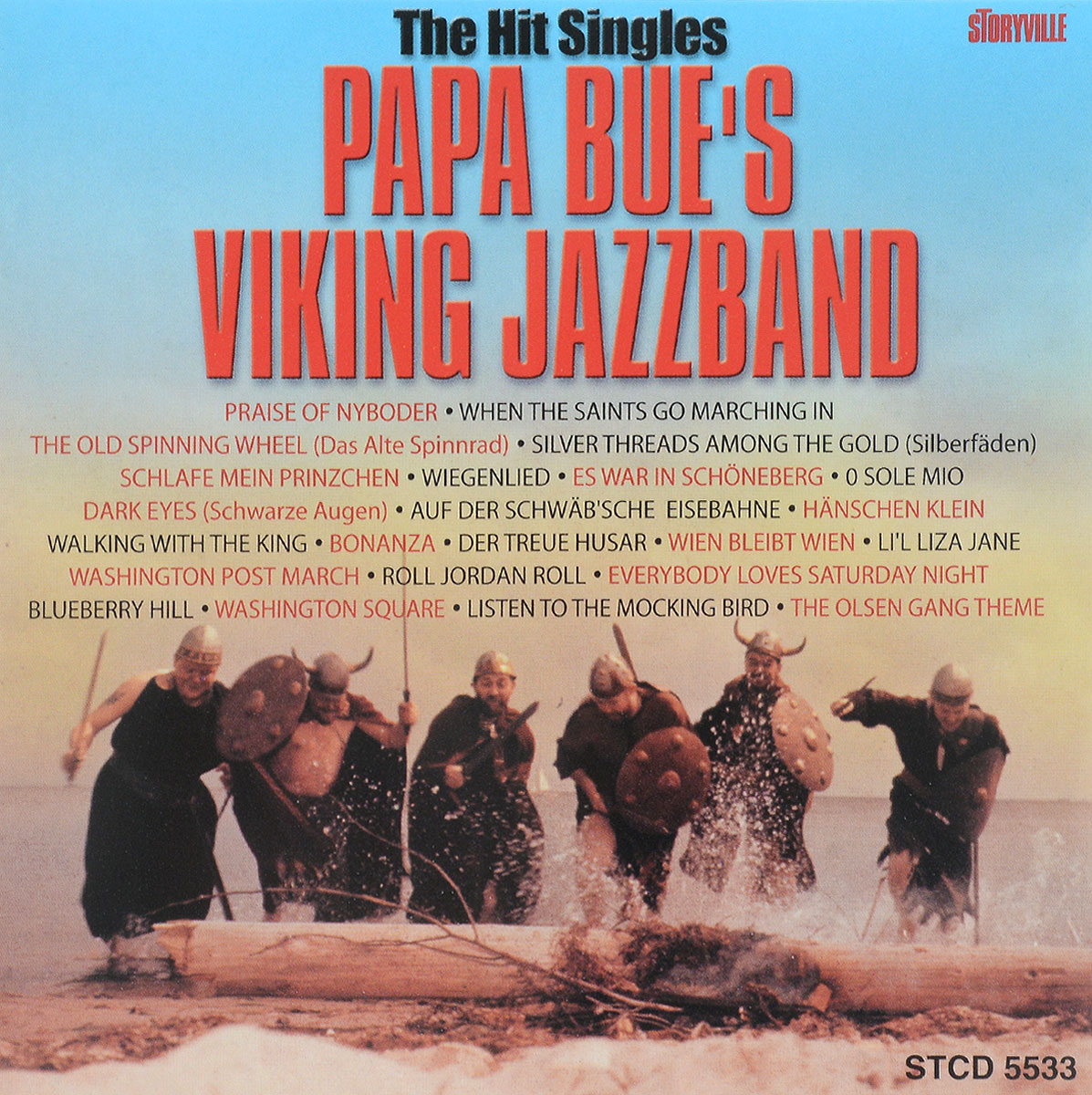Papa Bue's Viking Jazz Band Papa Bue's Viking Jazz Band. The Hit Singles цена