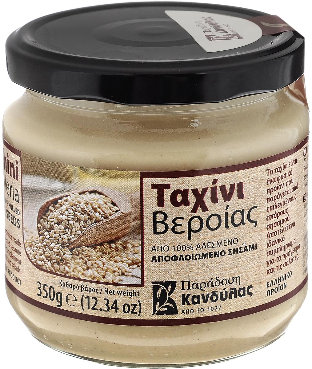 Kandylas Тахини кунжутная паста, 350 г простоквашино творог мягкий с вареной сгущенкой 100 г