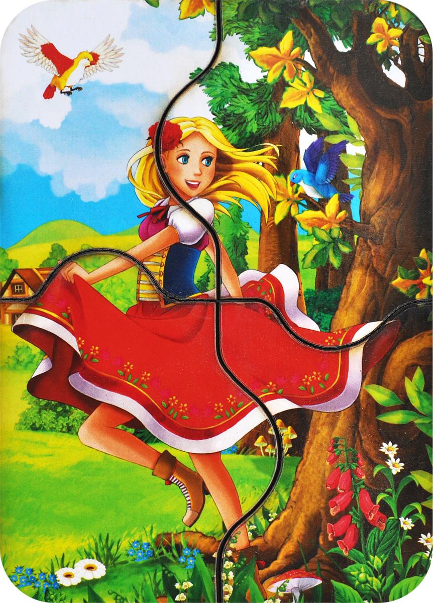 Фабрика Мастер игрушек Пазл для малышей Принцесса фабрика мастер игрушек пазл для малышей принцесса