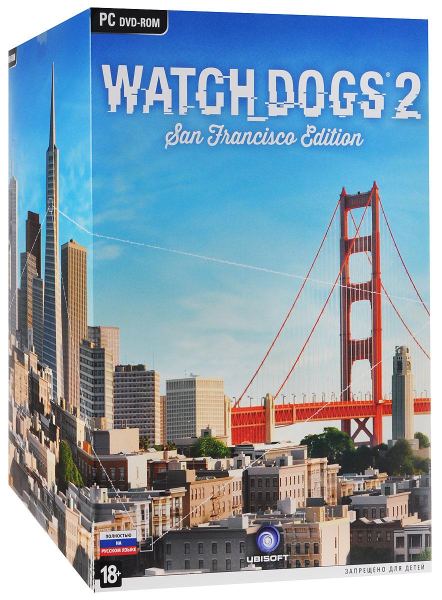 Watch Dogs 2. Коллекционное издание Сан-Франциско игра для xbox медиа watch dogs dedsec edition