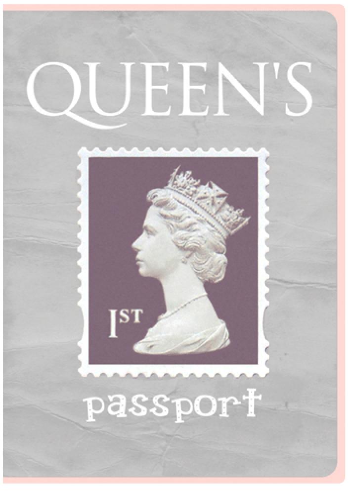 Обложка для паспорта Kawaii Factory