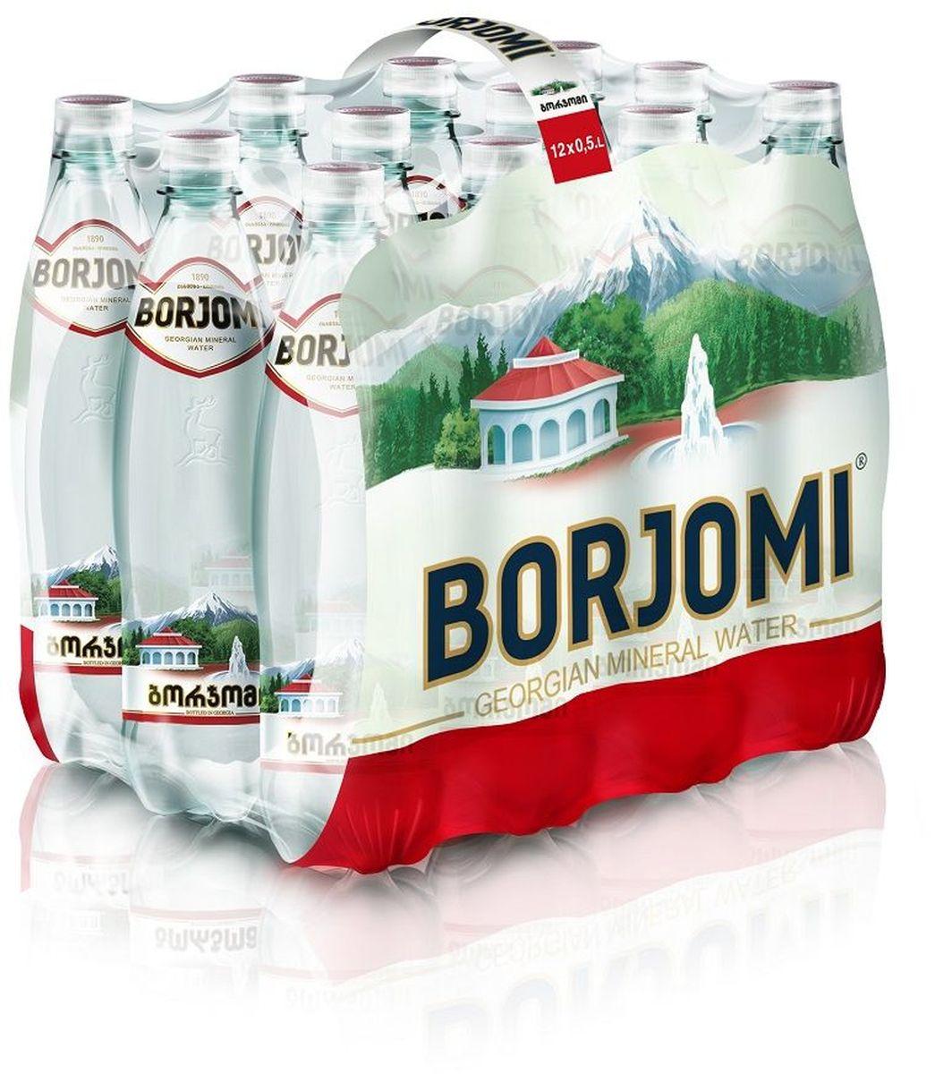 Вода Borjomi природная гидрокарбонатно-натриевая минеральная, 12 шт по 0,5 л4860019001315Borjomi - природная гидрокарбонатно-натриевая минеральная вода с минерализацией 5,0-7,5 г/л. Рожденная в недрах Кавказских гор, она бьет из земли горячим ключом в долине Боржоми, на территории крупнейшего в Европе Грузинского Национального парка Боржоми-Харагаули. Благодаря уникальному комплексу минералов вулканического происхождения, эта природная минеральная вода действует как душ изнутри и прекрасно очищает организм. Зарождаясь на глубине 8000 м и поднимаясь сквозь слои вулканических пород, вода Borjomi насыщается природной композицией из более чем 60 полезных минералов. Разлито на месте добычи из Боржомского месторождения минеральных вод (скв.№25Э,41р). Показания по лечебному применению: болезни пищевода, хронический гастритс нормальной и повышенной секреторной функцией желудка, язвенная болезньжелудка и двенадцатиперстной кишки, болезни кишечника, болезни печени,желчного пузыря и желчевыводящих путей, болезни поджелудочной железы,нарушение органов пищеварения после оперативных вмешательств по поводуязвенной болезни желудка, постхолецистэктомические синдромы, болезниобмена веществ: сахарный диабет, ожирение, болезни мочевыводящих путей.При вышеуказанных заболеваниях применяется только вне фазы обострения.