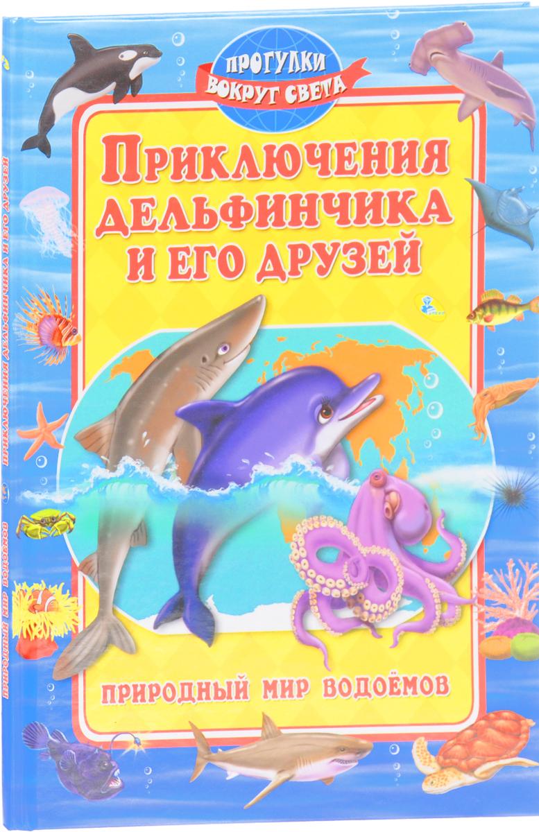 Андрей Синичкин, Катя Конфеткина Приключения дельфинчика и его друзей пакеты для вакуумной упаковки caso vc 30 40