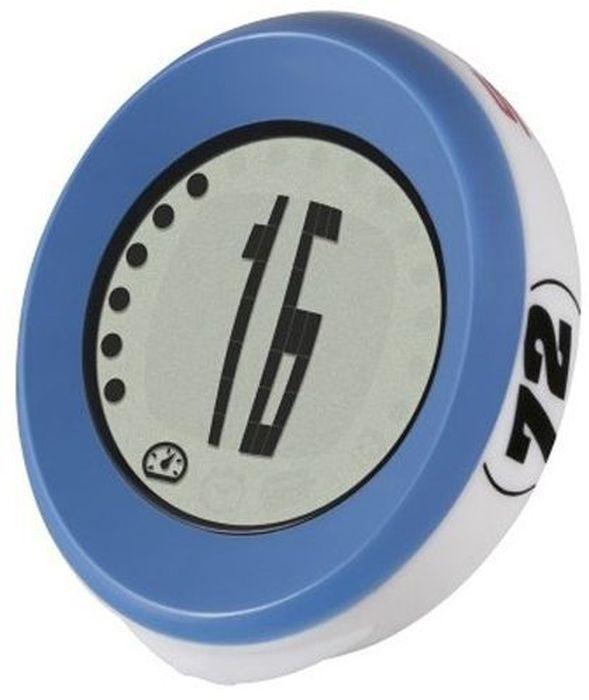 Велокомпьютер Sigma MySpeedy Herbie ATS, цвет: голубой, 4 функцииSIG_03003Велокомпьютер Sigma MySpeedy Herbie ATS - это новая серия, которая обладает уникальным стилем, ярким красочным дизайном. Управление производится всего лишь одной кнопкой, меню простое и понятное. Компьютер оснащен только основными, необходимыми для обычного катания функциями.Функции:-текущая скорость;-время поездки;-преодоленное расстояние (за поездку);-суммарный пробег.Характеристики:-легкочитаемые символы;-простое управление одной кнопкой;-установка на велосипед без инструментов;-беспроводная передача сигнала;-водонепроницаемый корпус (IPX7).