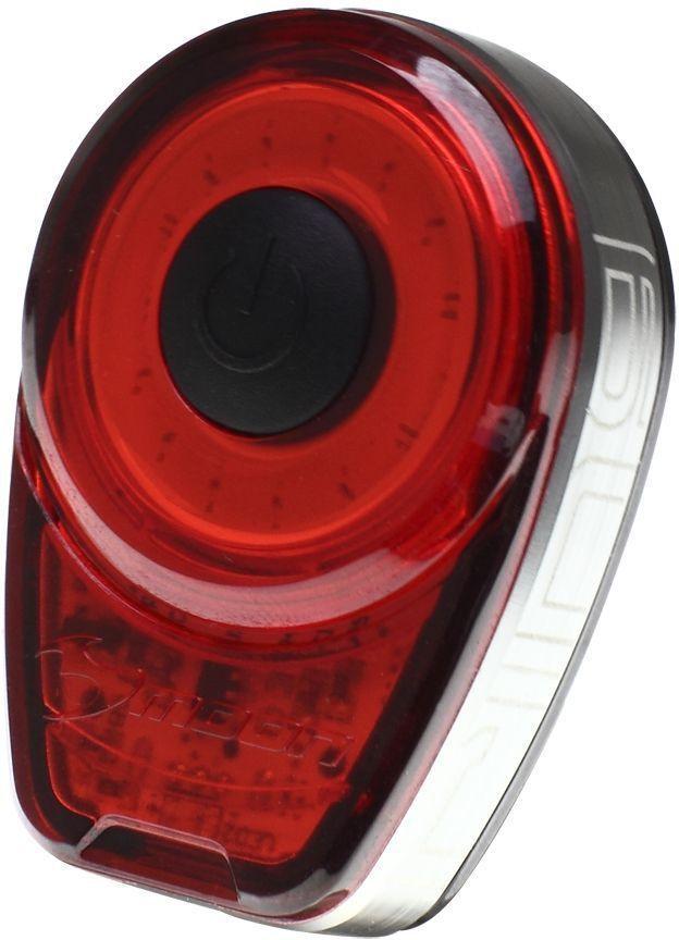 Фонарь задний Moon Ring, 1 диод, 6 режимов, USB фонарь задний moon gemini r 6 режимов