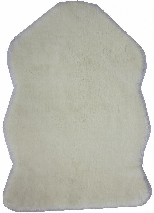 Шкура Kunshan Ccf Home Textile, искусственная, цвет: белый, 55 х 80 см70-854Шкура Kunshan Ccf Home Textile - шкура из искусственного меха, максимально имитирующая натуральный, легко впишется в самый изысканный интерьер.Размер: 55 х 80 см.