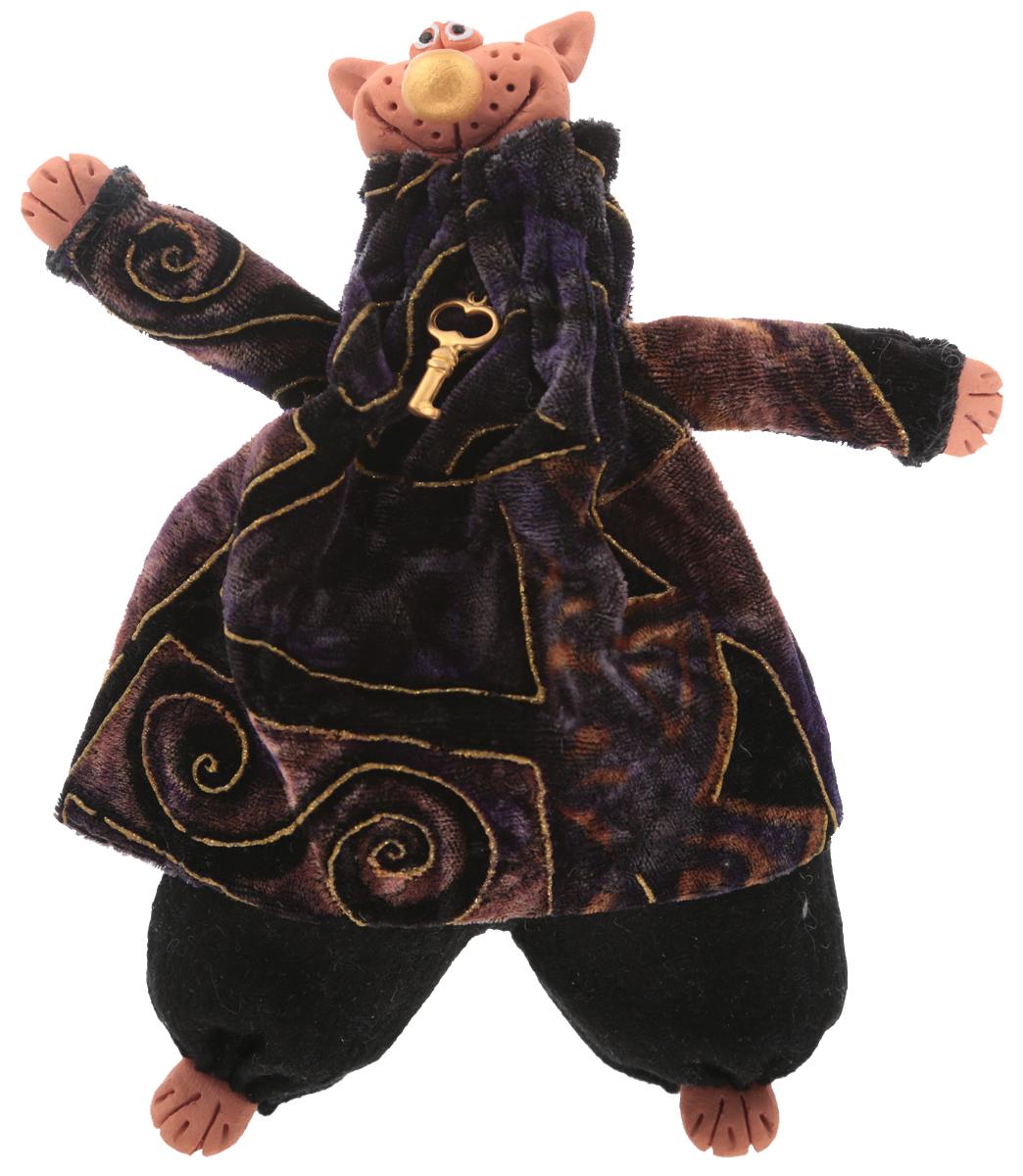 Подвесная кукла YusliQ Супер-кот. Авторская работа. Kyrk06 rk 646 кукла подвесная матрена 1105874