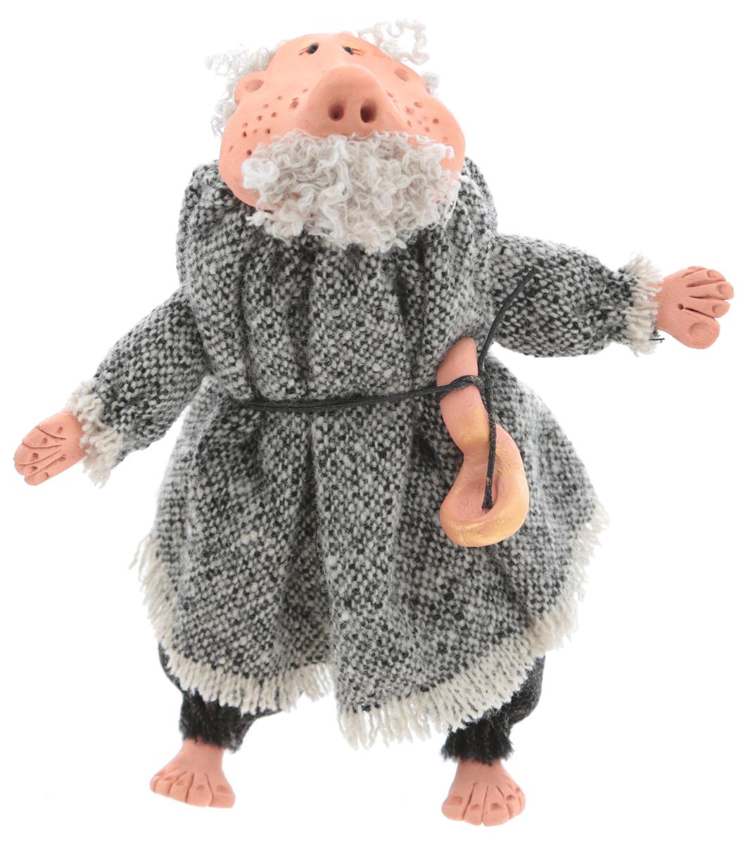 Подвесная кукла YusliQ Домовой Силантий. Авторская работа. Kyrk09 rk 646 кукла подвесная матрена 1105874