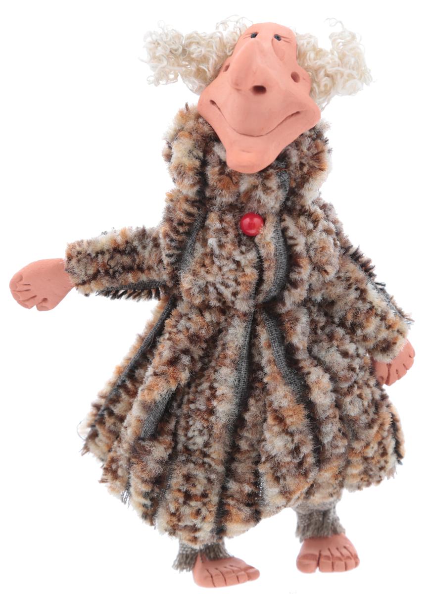 Подвесная кукла YusliQ Баба Яга. Авторская работа. Kyrk05 rk 646 кукла подвесная матрена 1105874