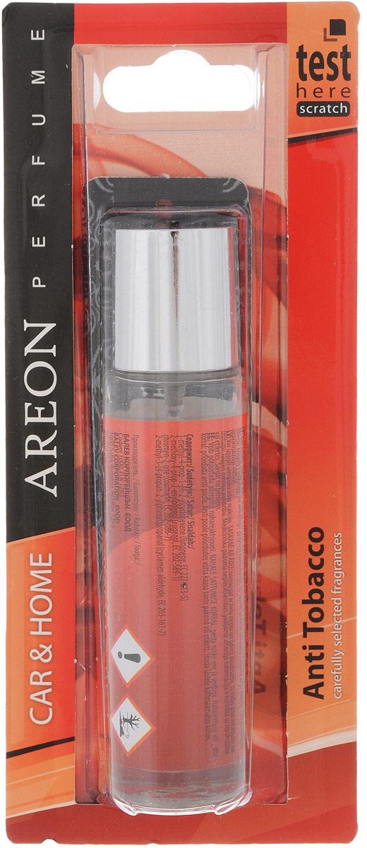 Ароматизатор автомобильный Areon Anti Tobacco, спрей, 35 мл автомобильные ароматизаторы chupa chups ароматизатор воздуха chupa chups chp801