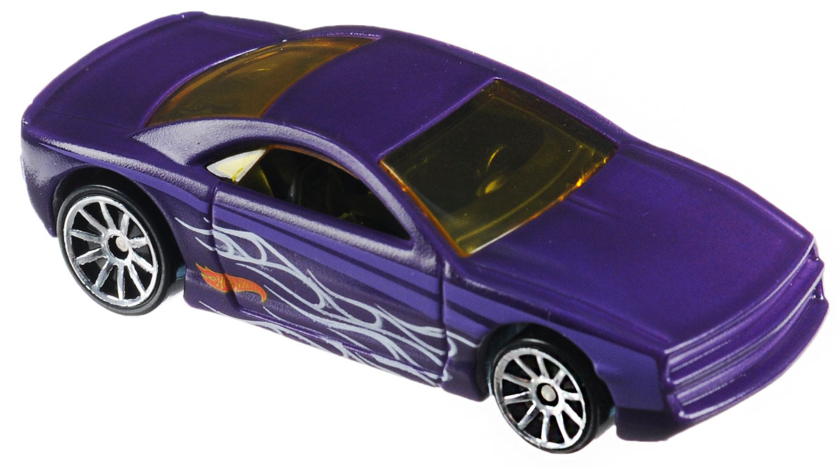 Hot Wheels Color Shifters Машинка Muscle Tone