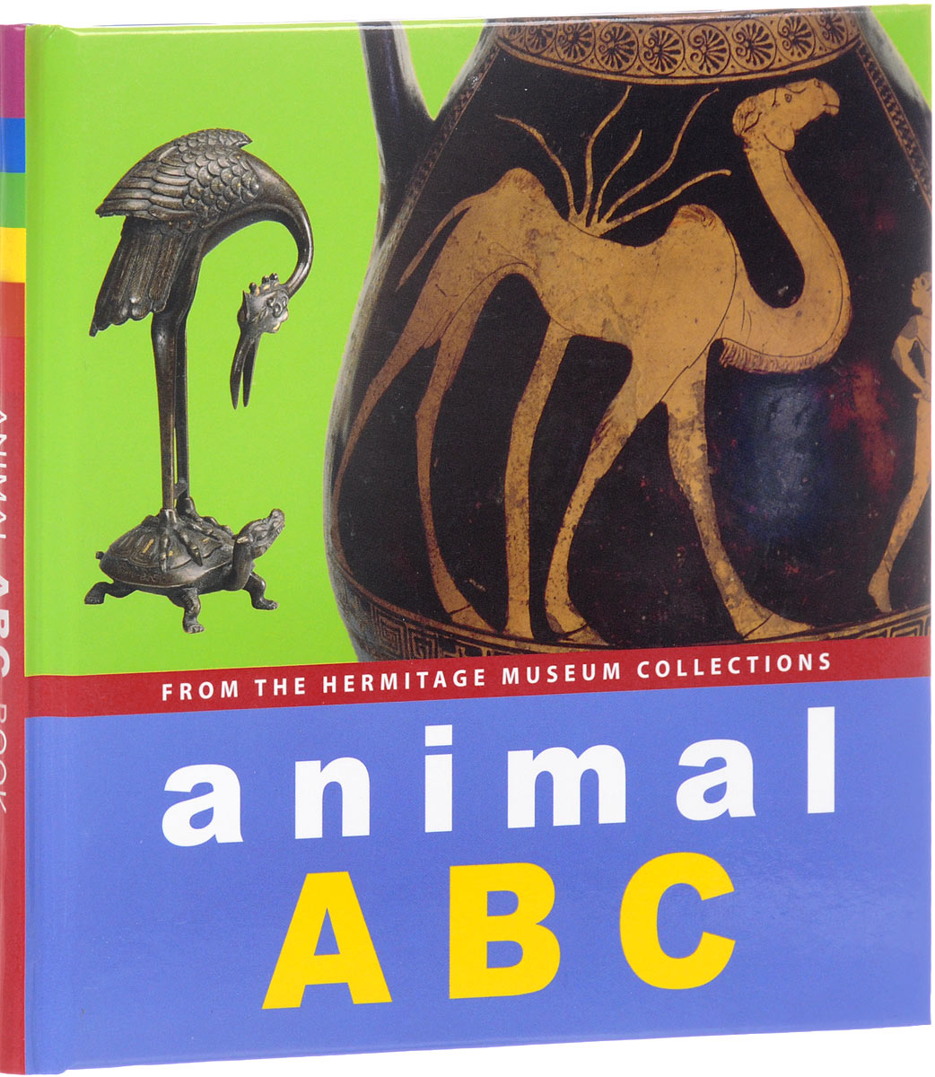 Animal ABC animal abc book from the state hermitage museum collection