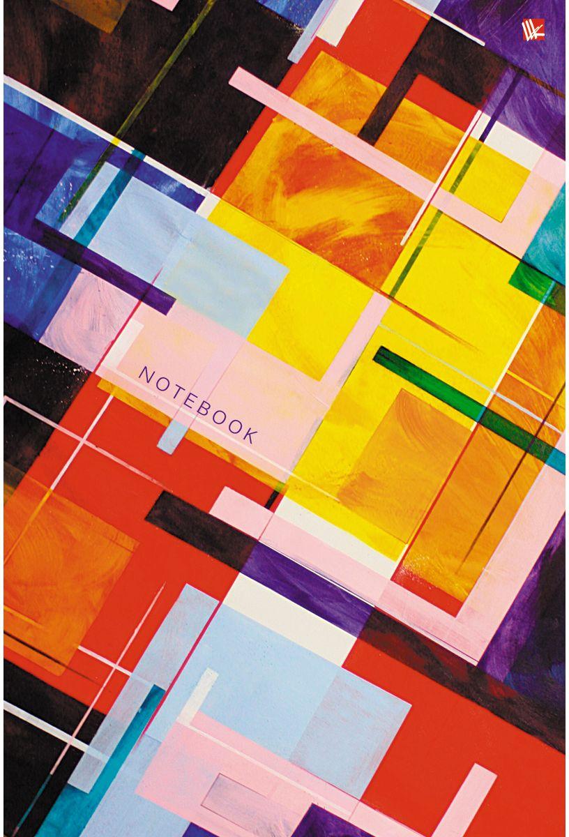 Канц-Эксмо Тетрадь Графика Энергия цвета 96 листов в клеткуТС4964216Тетрадь А4 96 листов на евроспирали, клетка. Обложка мелованный картон. Бумага офсет 60г/м2