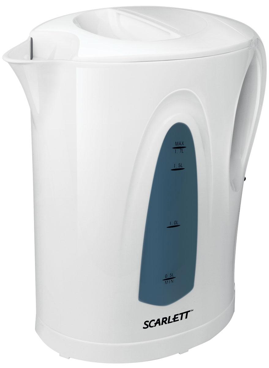 Scarlett SC-EK14E01 электрический чайник кофеварка scarlett sc cm33006