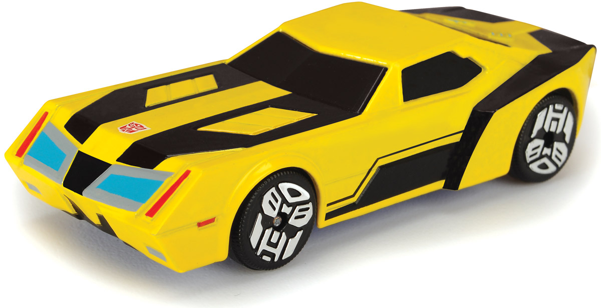 Dickie Toys Машинка Bumblebee transformers robots in disguise wipe clean first writing