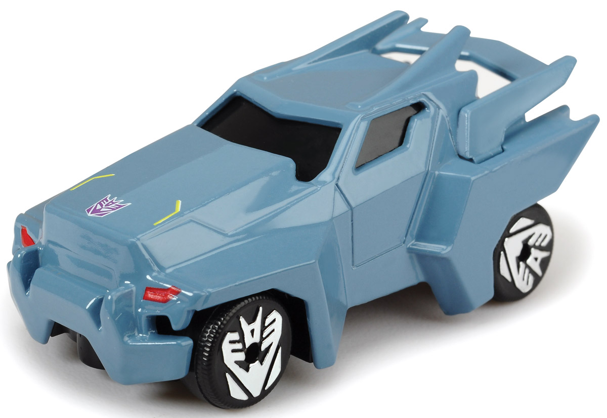 Dickie Toys Машинка Steeljaw с 3D карточкой transformers robots in disguise wipe clean first writing