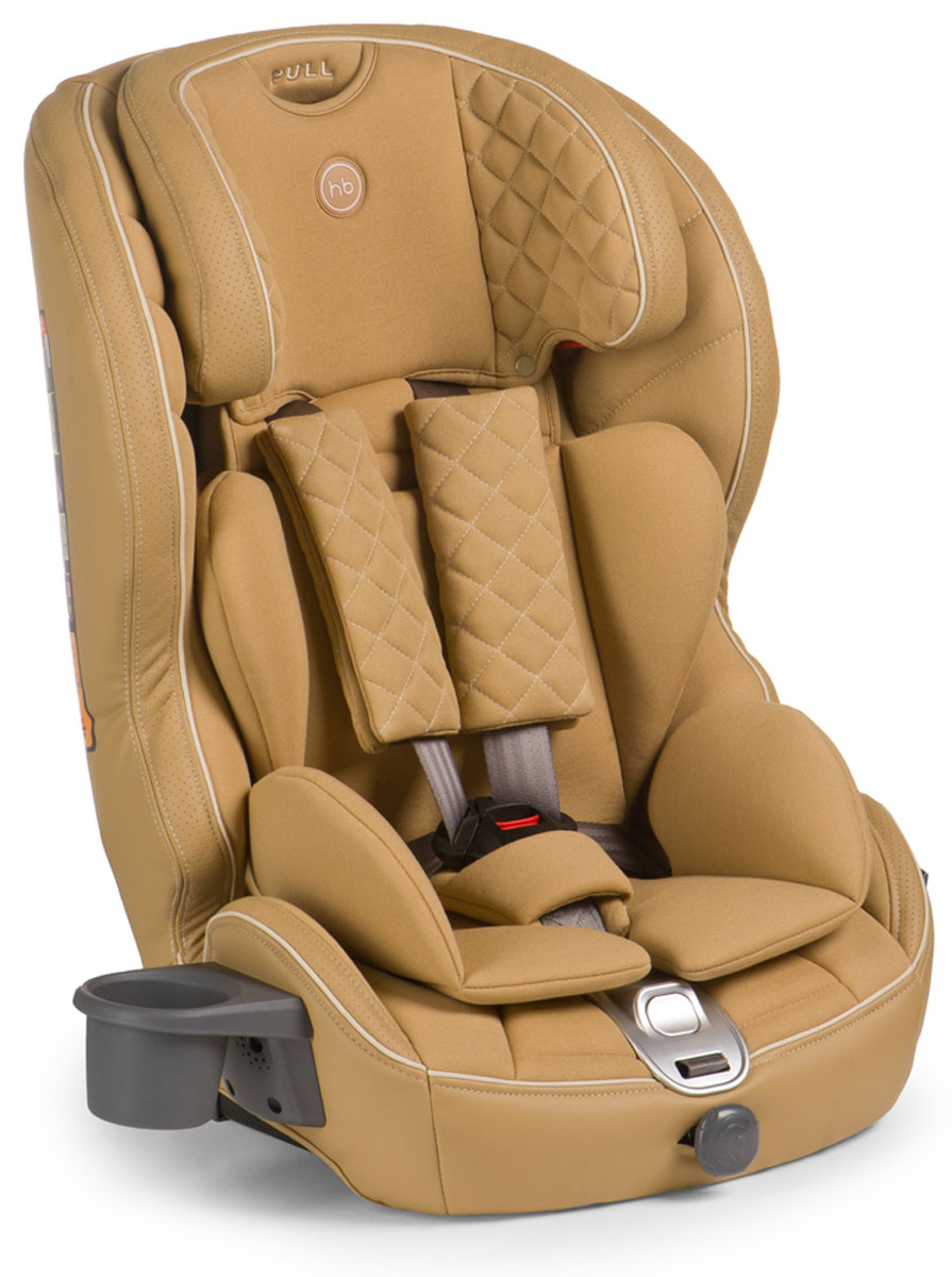 Happy Baby Автокресло Mustang Isofix Beige автокресло happy baby mustang isofix black 4650069780311