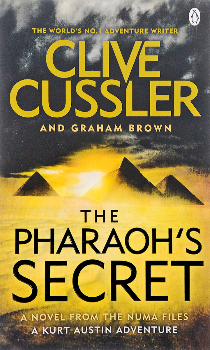 The Pharaoh's Secret. Das Osiris-Komplott, englische Ausgabe emmett cox retail analytics the secret weapon