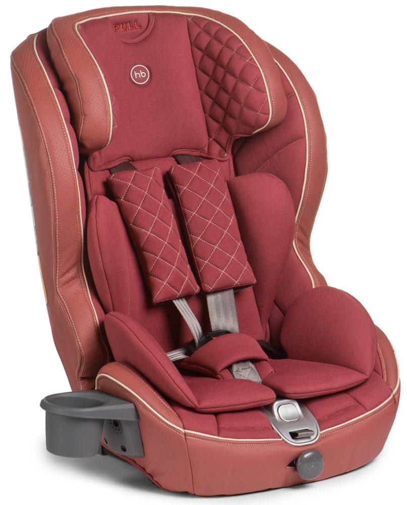 Happy Baby Автокресло Mustang Isofix Bordo4650069780342Безмятежный комфорт и безопасность в дороге подарит вашему малышу автокресло MUSTANG ISOFIX. Безопасность ребенка обеспечивает крепление ISOFIX, которое вместе с якорным ремнем TOP TETHER полностью исключает неправильную установку автокресла в машине. Установка не вызовет проблем у любых родителей: просто вставьте крепление в соответствующие разъемы автомобиля и протолкните до щелчка. Жесткая база автокресла выполнена из особо прочного материала и декорирована мягкой обивкой из эко-кожи и ткани, что создает дополнительный комфорт для ребенка во время поездок. Автокресло MUSTANG ISOFIX имеет плавное регулирование наклона спинки, пятиточечные ремни безопасности с мягкими накладками и прорезиненными плечевыми накладками во избежание скольжения, съемный чехол и фиксатор натяжения ремня. Для дополнительного комфорта во время поездок на автомобиле предусмотрен подстаканник. Современное концептуальное звучание формы, материалов и цветовое исполнение гарантирует превосходную адаптацию автокресла в интерьере вашего автомобиля.группа I-II-III (от 9 до 36 кг) Размеры в разложенном виде: 48х47х65,8 смКол-во положений спинки: плавная регулировка (угол наклона 90°-78°)Регулируемый по высоте подголовникВес автокресла: 6,5 кгКрепление ISOFIX Якорный ремень TOP TETHERПятиточечные ремни безопасности с мягкими накладкамиПлечевые накладки прорезинены для избежания скольженияСъемный чехол с элементами из экокожиФиксатор натяжения ремняУстанавливается лицом по ходу движения автомобиляВ комплекте: подстаканник