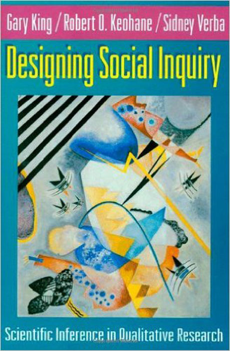 Designing Social Inquiry: Scientific Inference in Qualitative Research andrenov n limits of the scientific concepts о пределах научных понятий