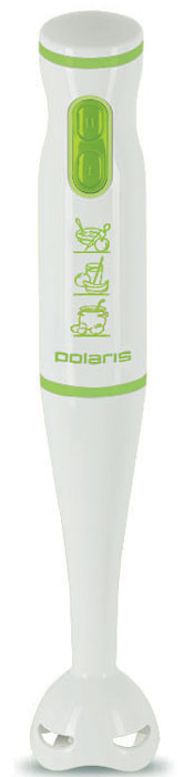 Polaris PHB 0508, White Green, блендер