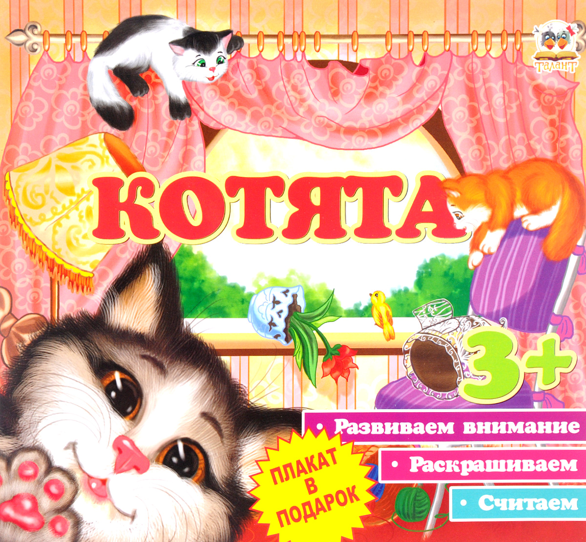 Котята (+ плакат)