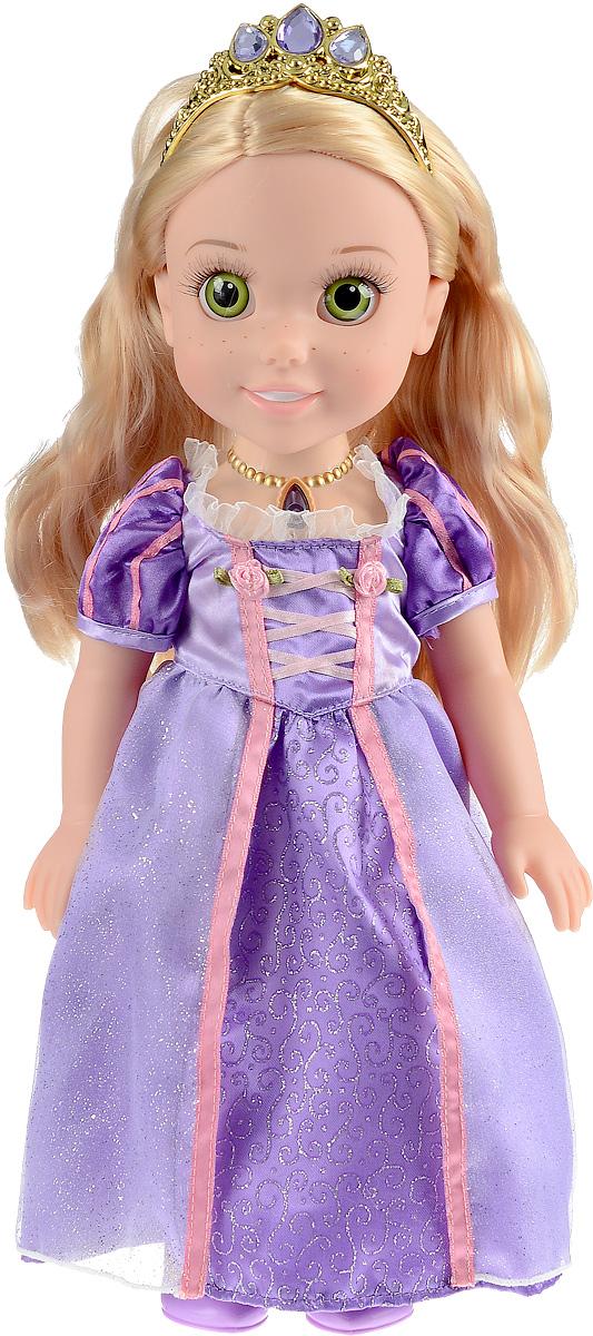 Disney Princess Кукла озвученная Рапунцель Моя маленькая принцесса hasbro модная кукла принцесса в юбке с проявляющимся принтом принцессы дисней b5295 b5299