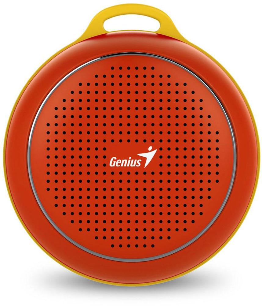 Genius SP-906BT, Red портативная колонка - Портативная акустика