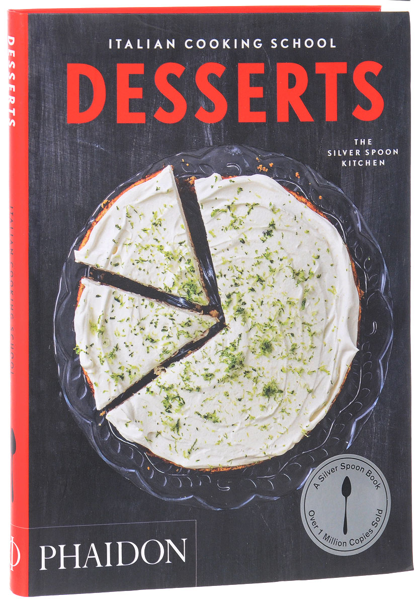 Italian Cooking School: Desserts italian visual phrase book