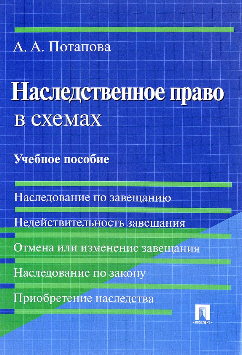 Наследственное право в схемах. Учебное пособие