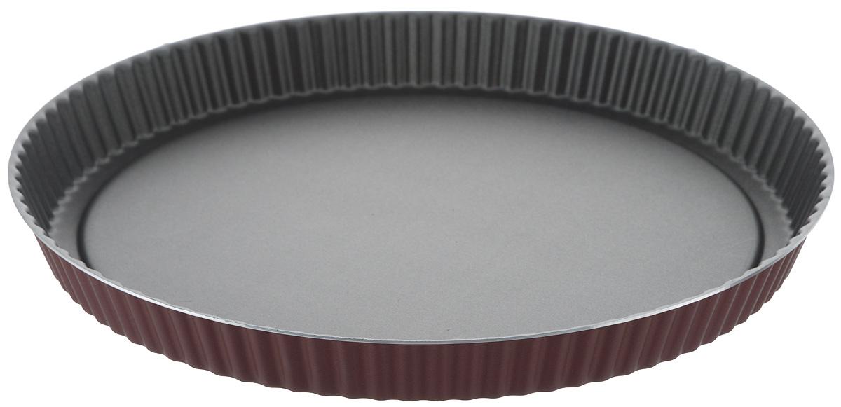 Форма для выпечки Scovo Забава, с антипригарным покрытием. Диаметр 28 см форма для выпечки vgp 28 см