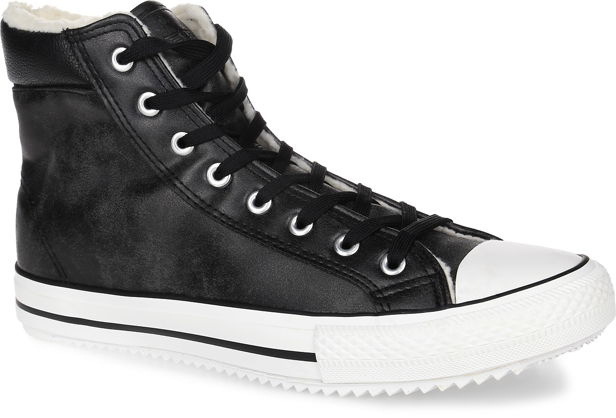 Купить Кеды мужские Patrol, цвет: черный. 414-012IM-17w-01-1. Размер 40