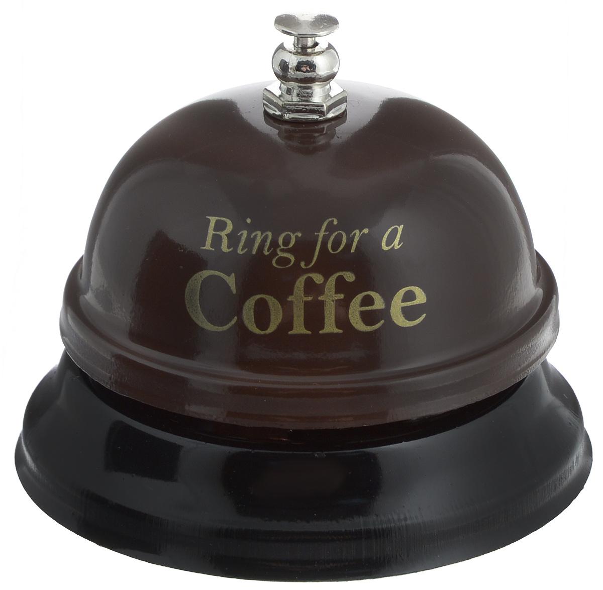 Звонок настольный Эврика Ring For A Coffee