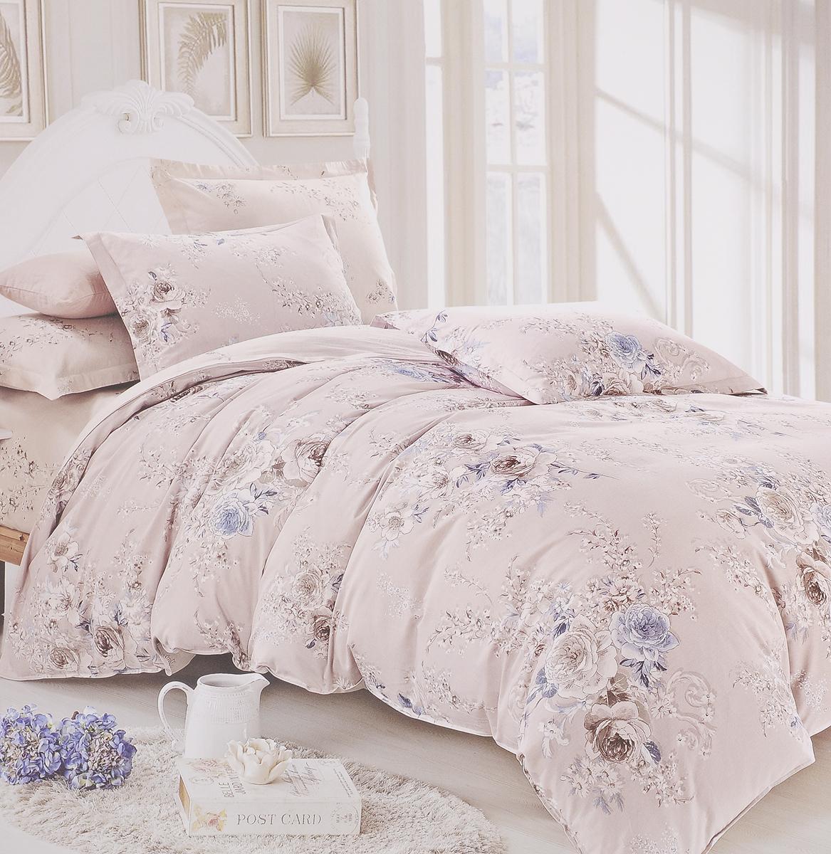 Комплект белья Classic by T Лаура, 2-спальный, наволочки 50х70
