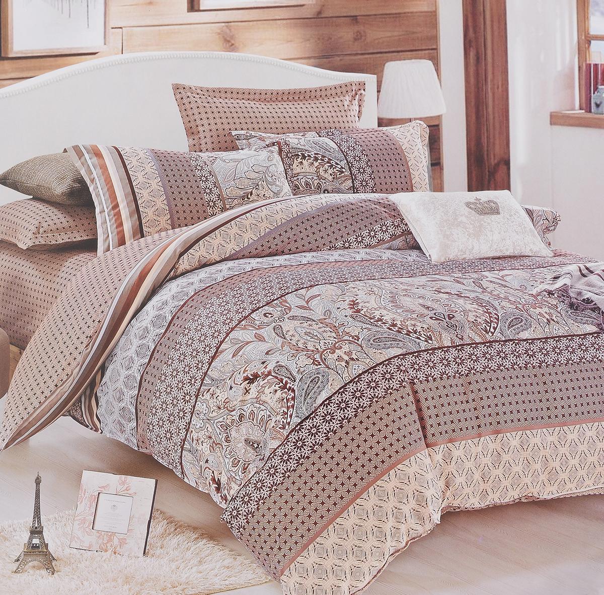 Комплект белья Classic by T Сеймур, 1,5-спальный, наволочки 50х70