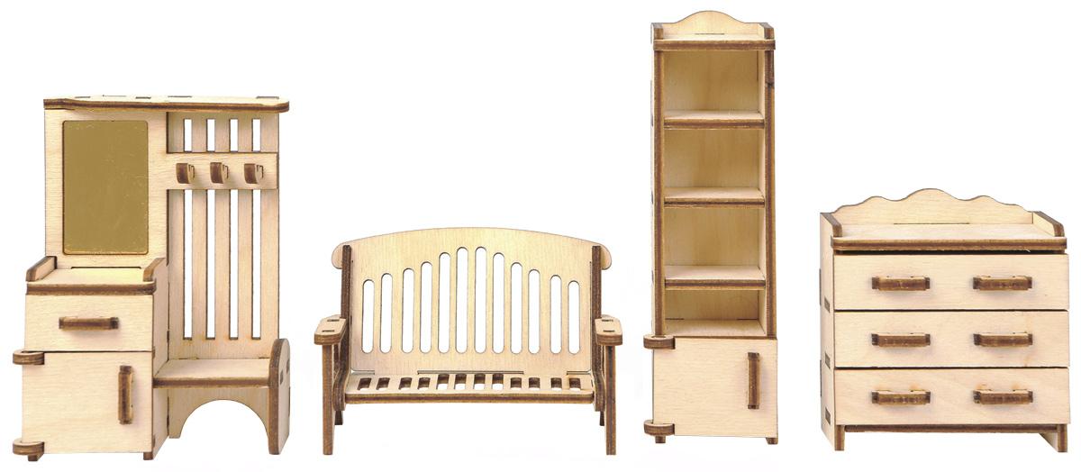 Большой Слон Мебель для кукол Прихожая светлана мебель каталог мебели с ценами