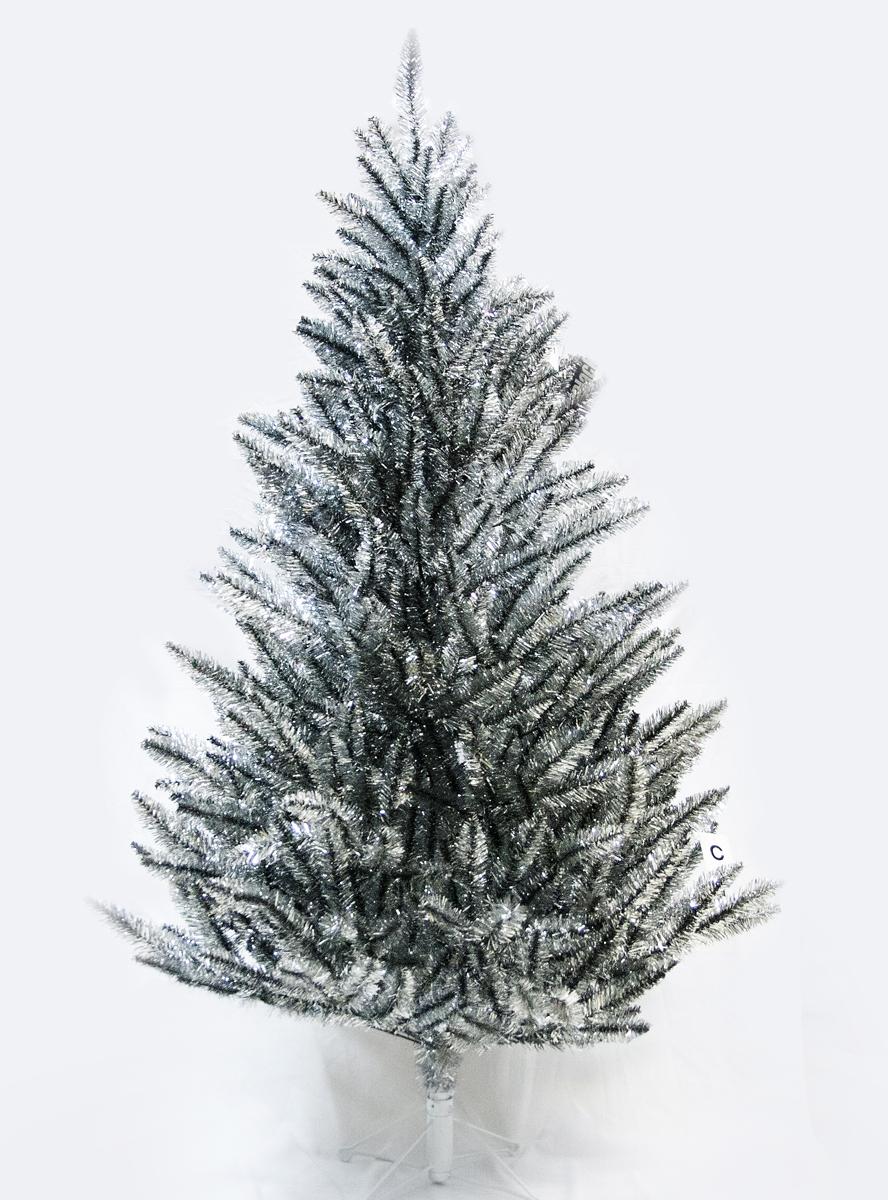 Ель искуственная Moranduzzo  Ледяной декор , цвет: серебристый, высота 185 см - Елки