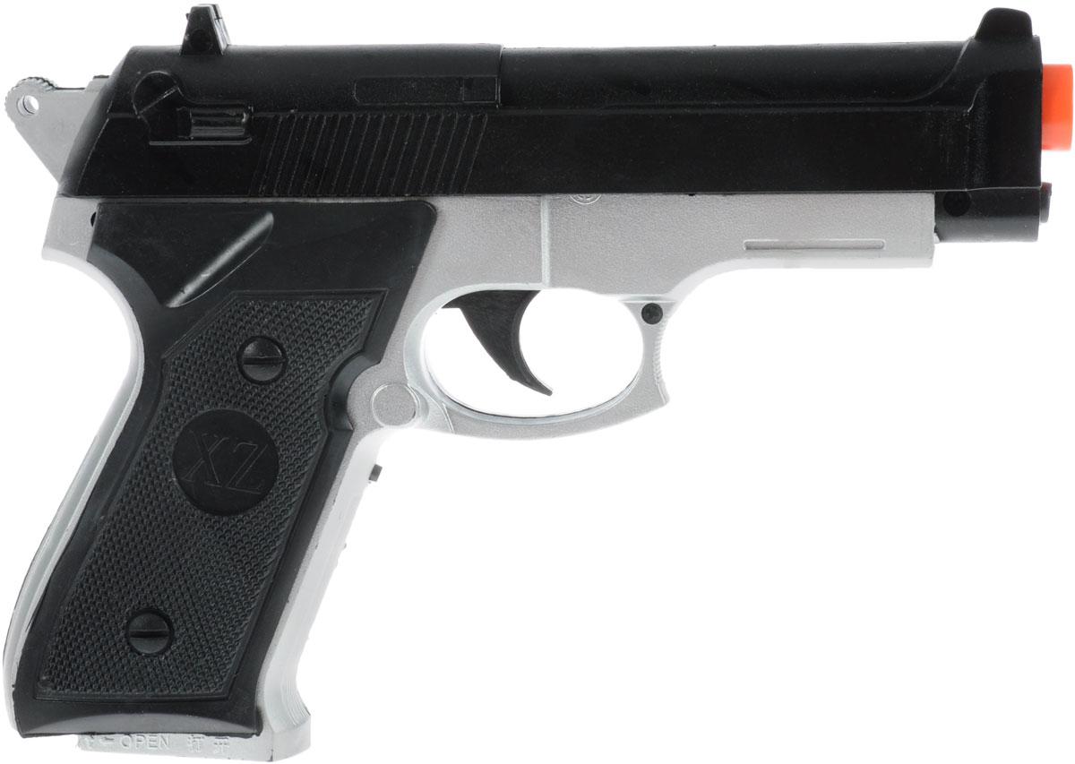 Играем вместе Игрушечный набор полицейского игрушечный железный пистолет