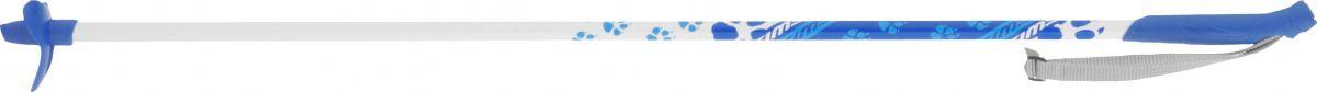 Палки лыжные детские Swix Snowpath безопасные, цвет: синий, длина 90 см. JL304JL304Новая модель для самых маленьких лыжников Snowpath с алюминиевым цилиндрическим стержнем. Комплектуются эргономичной детской рукояткой и легко регулируемым темляком. Безопасный наконечник из термопластика имеет скругленную форму. Большая круглая лапка предотвращает погружение палки в мягкий или глубокий снег.Диаметры и ростовки:Рукоятка 13 мм, лапка 13 мм.