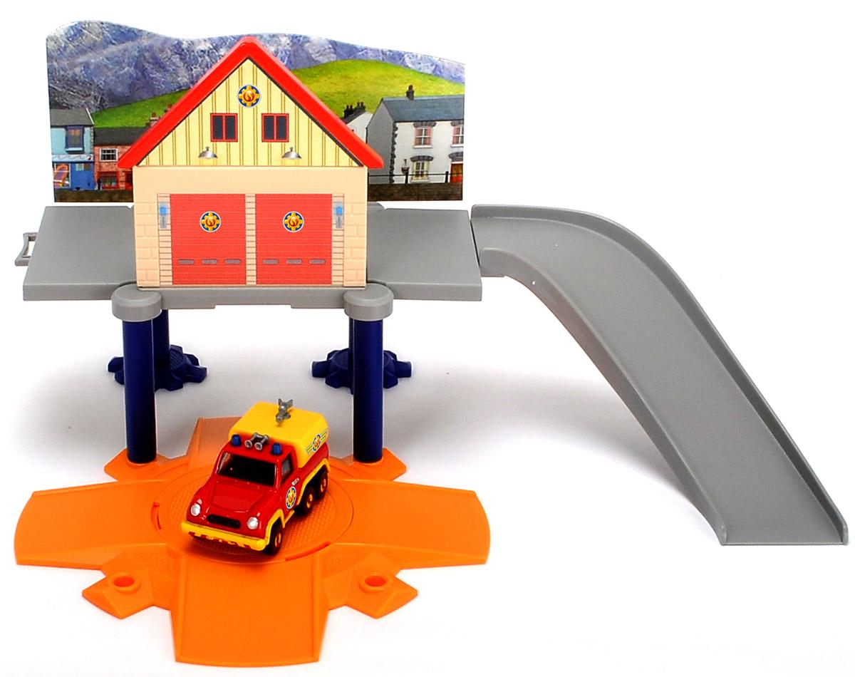 Dickie Toys Набор фигурок Пожарный Сэм с аксессуарами 75 см фигурки игрушки simba пожарный сэм фигурки 7 5см 3в 24 96