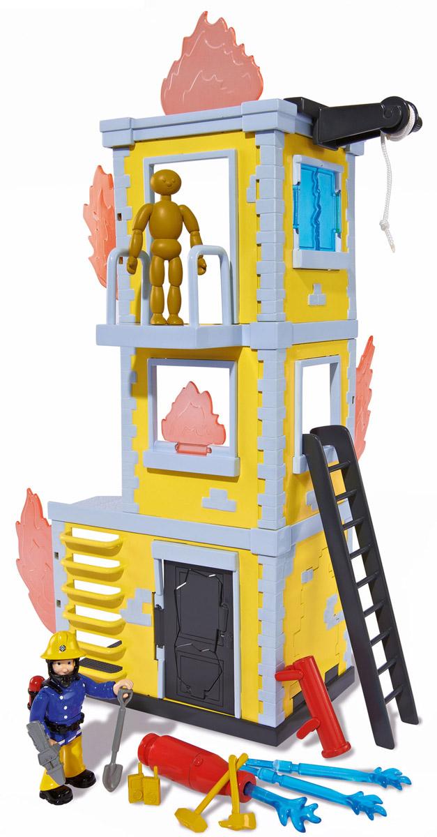 Dickie Toys Игровой набор Training Tower игрушки для ванны tolo toys набор ведерок квадратные