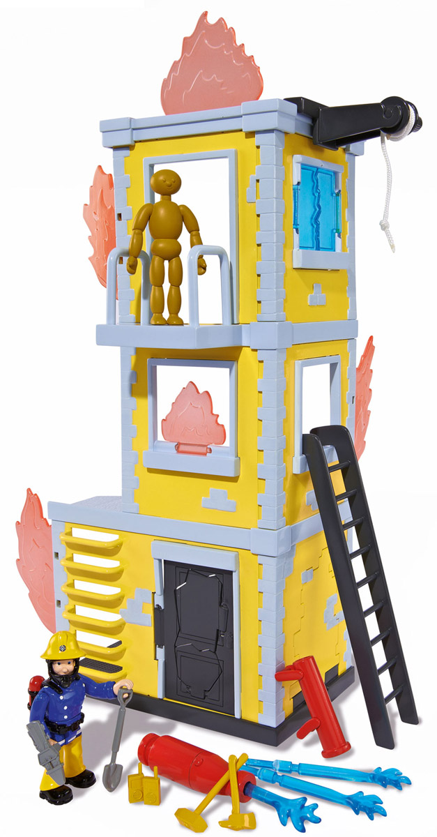 Dickie Toys Игровой набор Training Tower dickie toys игровой набор маяк