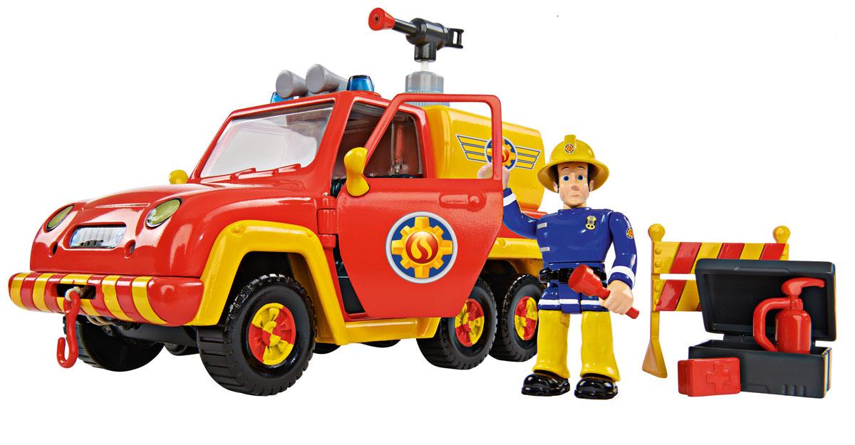 Simba Пожарная машинка Venus машинка игрушечная с фигуркой nickelodeon сплинтер на атаке сенсея
