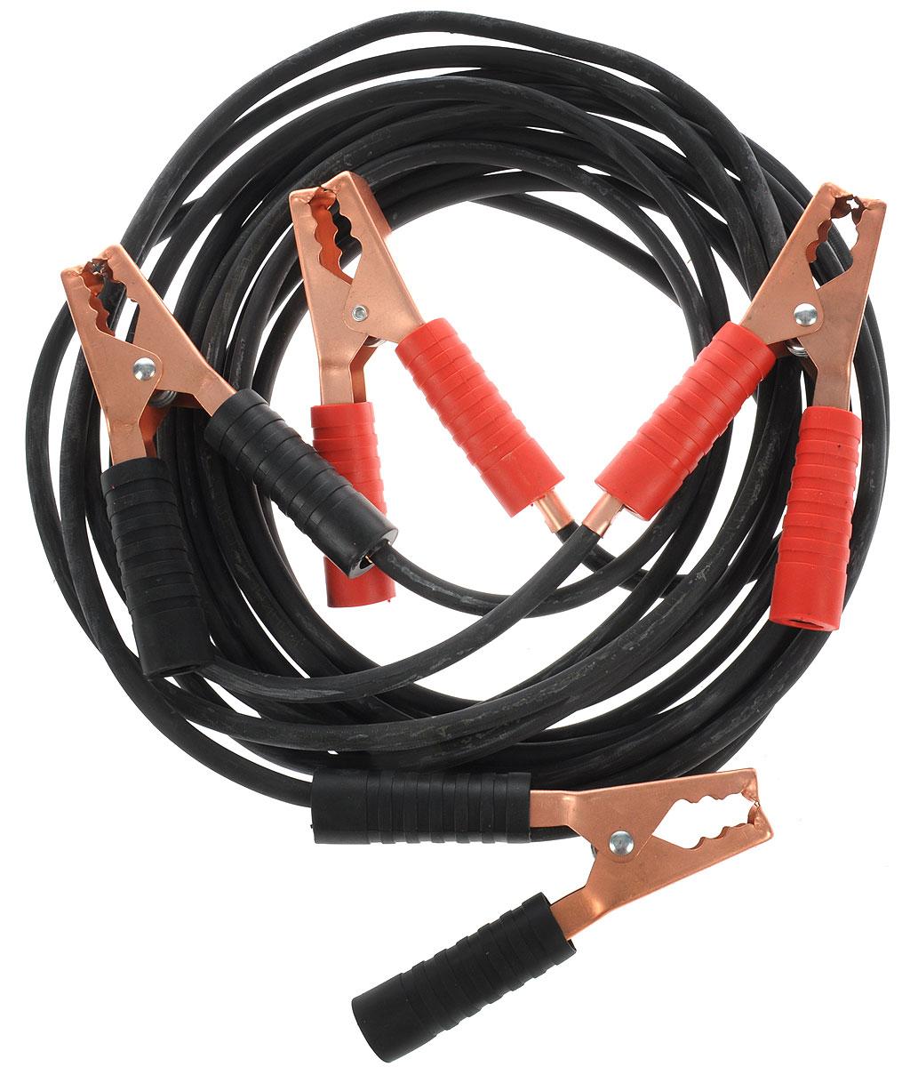 Провода стартовые Орион авто, хладостойкие, в сумке, 500А, 4,5 м5066Провода стартовые Орион авто предназначены для запуска двигателя автомобиля с разряженной аккумуляторной батареей от аккумулятора другого автомобиля. Особенности проводов:-Морозостойкий эластичный кабель в резиновой изоляции -Многожильный медный проводник. -Полностью изолированные зажимы. -Надежные пропаянные соединения провода с зажимами. -Температура эксплуатации от -50°С до +80°С.Ток: 500 А.Длина проводов: 4,5 м.