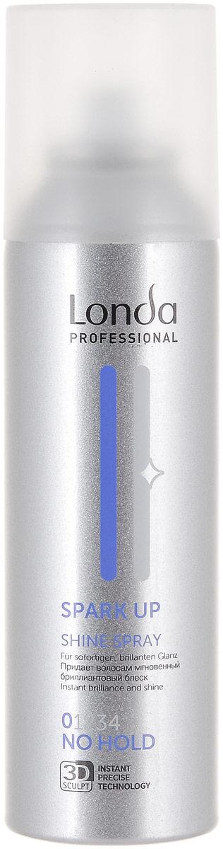 LC СТАЙЛИНГ Спрей-блеск NEW д/волос (б/фиксации) SPARK UP 200мл0990-81545345