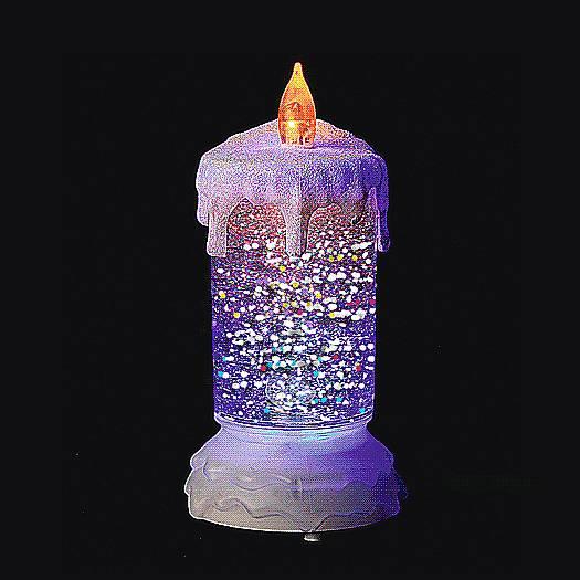 Свеча светодиодная Mister Christmas, высота 23 см. CANDELA-01CANDELA-01