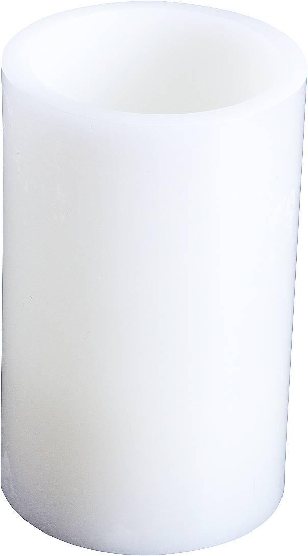 Свеча светодиодная Mister Christmas, высота 15 смKK-LED-15GНовый год - это яркие огни, волшебная атмосфера и праздничное настроение. Светодиодная свеча Mister Christmas превратит этот праздник в настоящую сказку, окутав дом уютом и комфортом. Восковая свеча сделана по-современным LED-технологиям. Она оснащена светодиодной лампочкой, благодаря чему излучает спокойное белое свечение. Продукт считается абсолютно безопасным, ведь он сделан исключительно из качественных материалов. Свеча не станет очагом возгорания. Такая свеча всегда будет создавать романтическую обстановку без угрозы для жизни. Такой подарок без сомнения понравится вашим друзьям и коллегам, а также будет радовать их долгими зимними вечерами.Свеча работает от батареек (входят в комплект). Внимание! Не охлаждать ниже 0С°.
