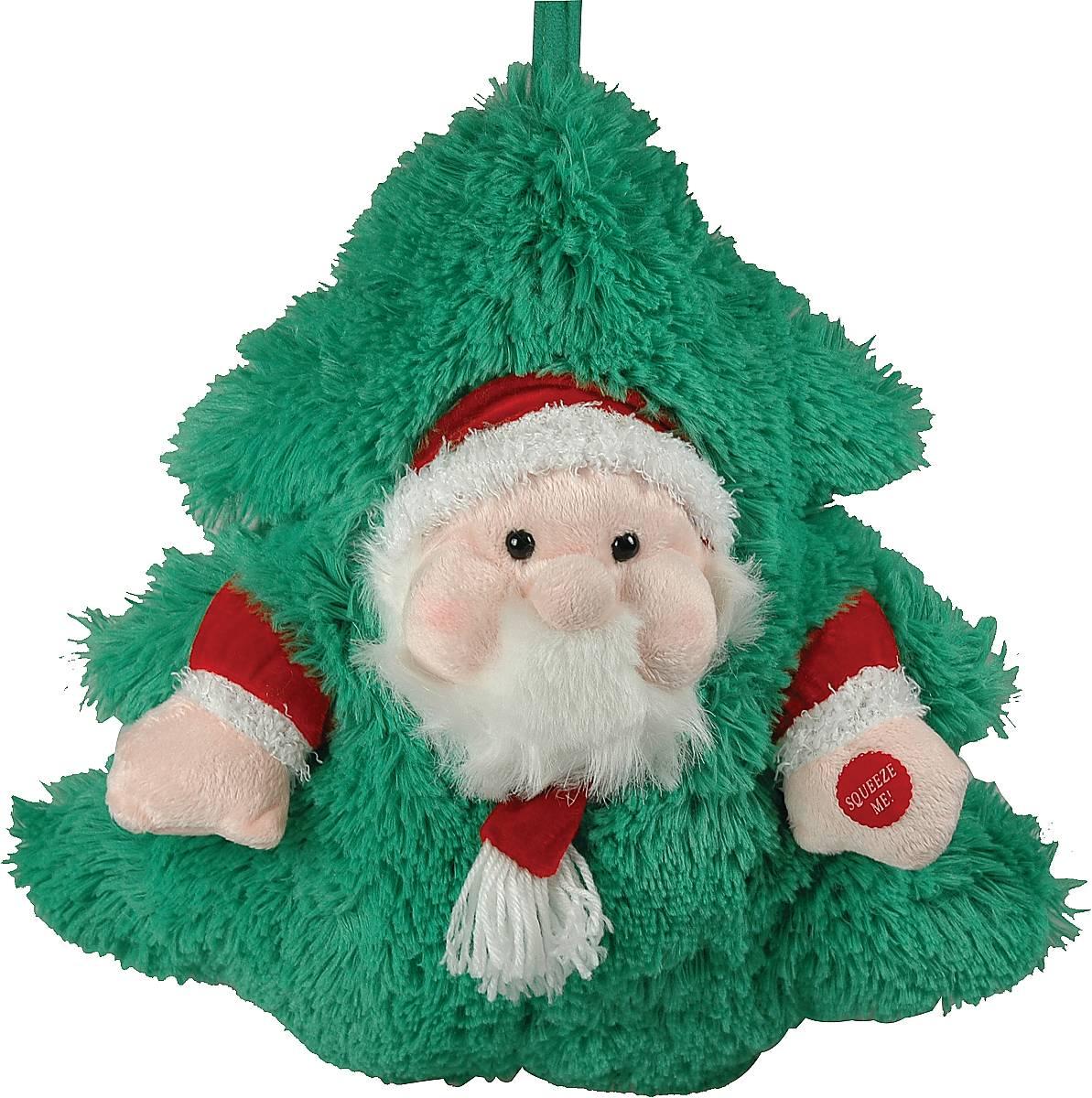 Мешок для подарков Mister Christmas Дед Мороз, высота 35 смVD-01 3GПредновогодние дни зачастую заняты суетой и поиском подарков и их упаковки. Для необычного оформления сувениров и презентов подойдет новогодний мешок для подарков Mister Christmas Дед Мороз. Он выполнен из пушистой ткани, очень приятной на ощупь. Мешочек представлен в виде елки. Ворс ткани полностью имитирует зеленые иголки живой елочки. Дополнен мешок объемным изображением Деда Мороза. Собираясь в гости, в этот мешок вы можете уложить все новогодние подарки или положить каждый сувенир в отдельный мешок. Он прекрасно скроет подарок от любопытных глаз и придаст презенту частичку таинственности. Высота мешка: 35 см.