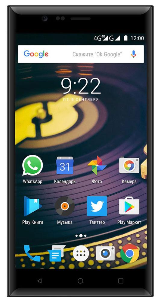 Highscreen Boost 3 SE Pro, Black23521Highscreen Boost 3 Pro SE - это знаменитая модель в обновленном варианте. Версия Pro отличается от обычной увеличенным объёмом встроенной и оперативной памяти.При идентичных размерах с Boost 3 Pro, обновлённый вариант смартфона с модификацией SE имеет ещё более мощные батареи в 3100 и 6900 мАч. Прочие ключевые параметры телефона сохранены: великолепный звук, рекордная автономность, сочный экран, мощный процессор.В данной модели используется прямая передача аудиопотока на внутренний DAC в обход ограничений операционной системы Android, которая осуществляет даунсемплинг любого сигнала с частотой дискретизации выше 48 kHz. Фирменный плеер обеспечит максимальное хорошее качество звука. Highscreen Boost 3 SE Pro воспроизводит все популярные форматы файлов, включая wav, flac, mp3 и DSD. Аппарат поддерживает UPnP/DLNA, воспроизведение файлов из сети с доступом по Samba, потоковое аудио с радиостанций (поддерживаются потоки .m3u, .pls, .asx и AAC/mp3).Попробуйте быструю скорость мобильного интернета 4G/LTE, который не уступает Wi-Fi и в 5 раз выше скорости 3G. Смартфон обеспечит загрузку файлов, игр, видео и приложений за какие-то секунды.Сенсор 13 Мпикс камеры выполнен по технологии ISOCELL, повышающей светочувствительность на 30% по сравнению с обычными BSI-сенсорами. Камера обладает улучшенной точностью цветопередачи, в том числе в условиях недостаточной освещенности. Фазовый автофокус обеспечивает мгновенную (0.1 с) и точную фокусировку.Шестилинзовая оптика, выполненная по технологии Blue Glass, обеспечивает получение великолепных снимков без каких-либо искажений цветовой гаммы, независимо от положения объекта относительно центра снимка. Имеется режим профессиональной интерполяции до 24 Мпикс, в котором фото собирается из шести кадров.Highscreen Boost 3 SE обладает фирменной технологией Dual Power. В комплекте с аппаратом поставляются два аккумулятора разной ёмкости (3100 мА и 6900 мАч), каждый со своей задней крышкой.Яркий и контрас